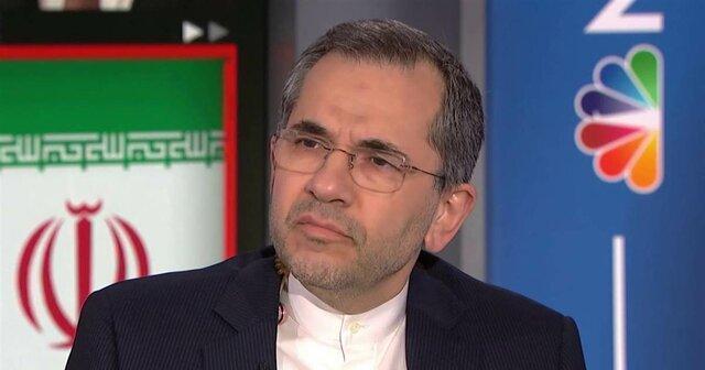 تخت روانچی: ایران آماده بهبود روابط با تمام رقبای منطقه ای است